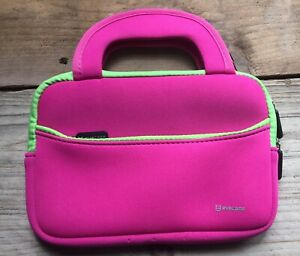Evesafe Tablet Case Sleeve Protector Pink Excellent Quality. See Pics for Size.
