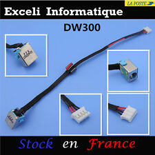 Packard Bell Easynote TE11BZ Connecteur Alimentation dc power jack wire Câble