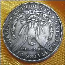 USA Morgan Dollar $1 1888 Coin Collection Antique Dollar Moore Currency UK