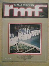 RMF n° 206 / sept 1980 La BIG BOY RIVAROSSI en N.Vapeur à NOISY LE GRAND et EVRY