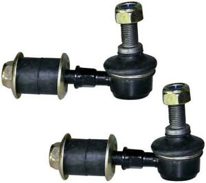 2X FRONT STABILISER ANTI ROLL BAR DROP LINKS FOR NISSAN NT400 CABSTAR TERRANO