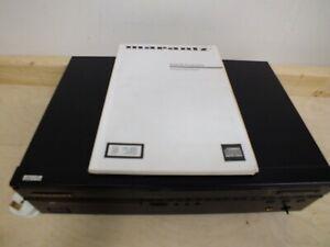 Marantz CD-72 Compact Disc Player  (Fox)