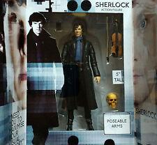 Character Options SHERLOCK ACTION FIGURE BNIB BBC Benedict Cumberbatch Holmes