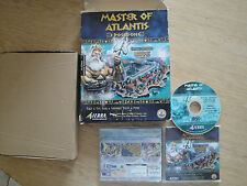 Master of Atlantis: Poseidon Official Expansion PC Pack Big Box  UK seller