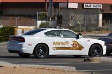 GREENLIGHT POLICE DODGE CHARGER SAN BERNARDINO COUNTY SHERIFF CUSTOM UNIT