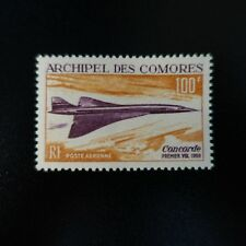 FRANCE COLONIE COMORES POSTE AÉRIENNE PA N°29 NEUF ** LUXE MNH