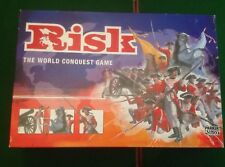 Risk Board Game by Parker 2004 - Complete