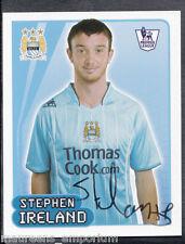 Merlin Football- 2008 Premier League Sticker No 356 - Stephen Ireland - Man City