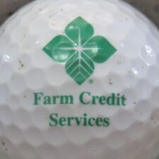 (1) Farm Credit Services Bank Logo Golf Ball