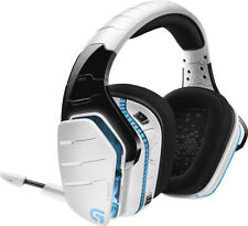 Logitech G933 White Over the Ear Artemis Spectrum Gaming Headset Limited Edition