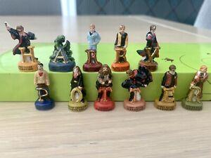 feve serie complete Harry Potter ABC Filet D Or