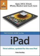 """""""AS NEW"""" Buckley, Peter, The Rough Guide to the iPad (3rd edition), Book"""
