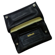 Dr Plumb Handrolling Tobacco Pouch with Paper & Lighter Holders P35529