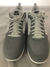 Nike Zoom Domination TR Mens Training Shoes 917708 002 Gray/White Size 13