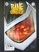 DC Comics: BANE CONQUEST #1 JULY 2017 # 29E15