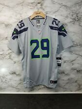 Nike Seattle Seahawks #29 Thomas III Legend Gray Youth Size XL NWT 75$