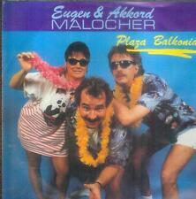 "7"" Eugen & Akkord Malocher/Plaza Balkonia"