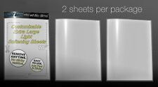 LightDims Light Dimming Sheet White Dims 2 Extra Large Sheets Yes you get double