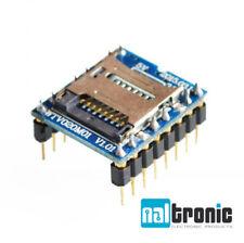 Wtv020 Sound módulo SD-mapa card wtv020-sd-16p Sound módulo Arduino 13