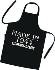 MADE IN 1944  Cooks / Chefs Apron / All Original Parts / BIRTHDAY / WW2 / BBQ