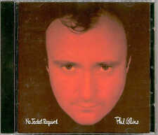 "Phil Collins ""no Jacket Required"" (Genesis) target CD MADE IN W. GERMANY, NUOVO!"