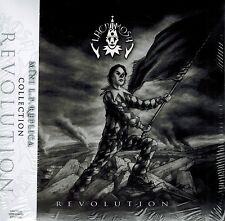 LACRIMOSA revolution MINI LP VINYL REPLICA CD W POSTER OBI LTD  1000 part of box