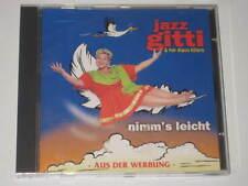 CD/JAZZ GITTI & HER DISCOKILLERS/NIMM`S LEICHT/koch 323703