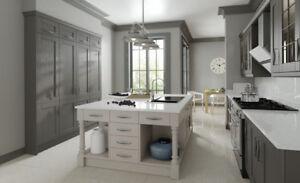 Madison Mussel shaker Kitchen Stori Complete Kitchen Doors & Rigid Units