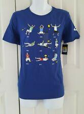 Nike Men's Rafa Wins 9 French Open Tennis Shirt  887005-495