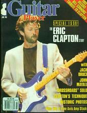 Guitar Player 1985/07 (Eric Clapton Story)