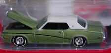 JOHNNY LIGHTNING 69 1969 MERCURY COUGAR CLASSIC GOLD COLLECTIBLE CAR RRs GREEN