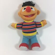 "2002 Fisher Price 12"" ERNIE Plush Toy Sesame Street Stuffed Animal Doll"