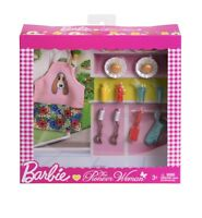 NEW Barbie The Pioneer Woman Ree Drummond Cooking Accessory Set BBQ Grilling