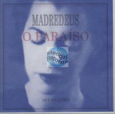 Madredeus O Paraiso CD ALBUM