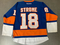 Used Reebok New York Islanders Hockey Jersey #18 Ryan Strome Size 48