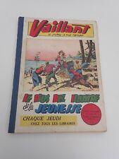 VAILLANT - Reliure numéro 19 (du 387 au 399) -   1952 ALBUM VINTAGE
