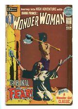 WONDER WOMAN #199 - THE FAMOUS JEFF JONES BONDAGE / EXECUTIONER COVER - 1972
