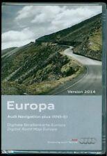 AUDI Deutschland Österreich Schweiz Europa ua DVD RNS-E A3 8P A4 A6 R8 TT 2014