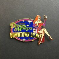 WDW Cast Member Dream Makers - Downtown Disney - Jessica Rabbit Disney Pin 53436