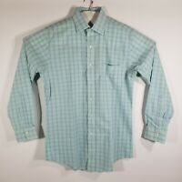 Brooks Brothers Mens Dress Shirt Button Up Long Sleeve 100% Cotton Size 15/33