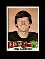 1975 Topps Football #160 Ken Anderson (Bengals) NM