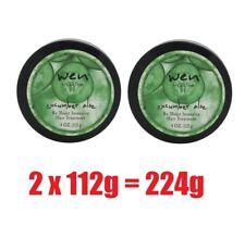 2 x WEN by CHAZ DEAN CUCUMBER ALOE RE-MOIST INTENSIVE HAIR TREATMENT 112g = 224g
