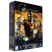 Outcast [Large Box] [PC Game]