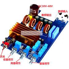 TPA3255 2.1 300W+150W+150W 1000UF/80V Class D HIFI digital Power Amplifier Board