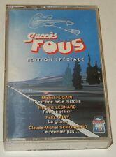 Cassette Audio SUCCES FOUS Edition Spéciale ELF 1992 : DALIDA + BECAUD + FUGAIN