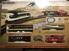 Bachmann Thoroughbred HO Train Set - Norfolk Southern Complete E-Z Track #00691