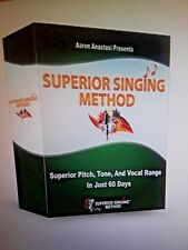 Superior Singing Method Online Course: Discover How To Become A Better Singer