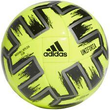 New adidas Uniforia Club Soccer Ball Solar Yellow FP9706 Size 4&5