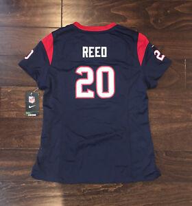 Ed Reed Houston Texans Nike Ladies Medium Jersey. Retail $100. New. Free S&H!