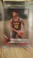 2019-20 Panini Clearly Donruss Cam Reddish Rated Rookie RC Acetate